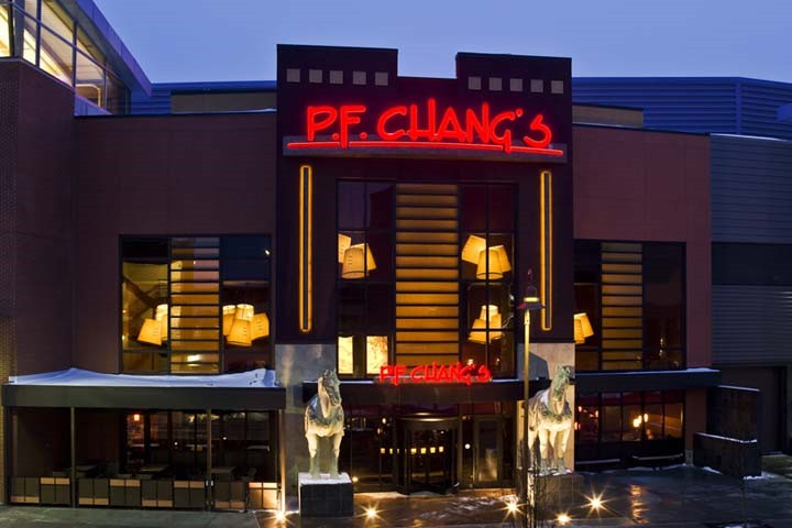 PF Changs, Buffalo NY