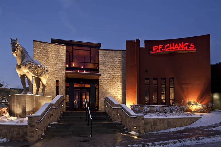 PF Changs, Dulles VA